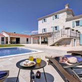 Stone Villa Milic with private pool Barat, Istria, Kanfanar